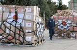 Türkiye'den, Sırbistan'a tıbbi malzeme yardımı