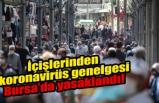 Bursa'da düğün, kına ve nişan yasaklandı
