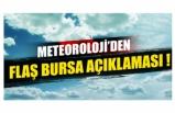 Bursa'da bugün ve yarın hava durumu nasıl olacak? (21 Eylül 2020 Pazartesi)