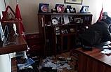 Bursa'da 3 okulu soyan hırsızlar kamerada...