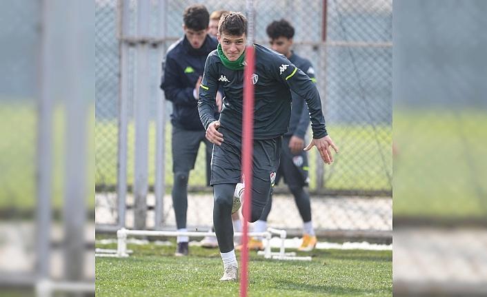 Bursaspor, Balıkesirspor hazırlıklarını tamamlandı