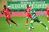 Bursaspor deplasmanda Balıkesirspor'la karşılaşacak