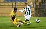 Bursaspor, Menemenspor'a karşı ilk kez kazanmak istiyor