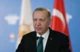 """Cumhurbaşkanı Erdoğan :""""Türkiye'yi dünyanın en büyük 10 ülkesi arasına sokmakta kararlıyız"""""""