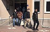 Ev sahiplerinin uyuduğu sırada hırsızlık yapan şüpheliler Bursa'da yakalandı