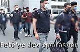 9 ilde FETÖ'nün TSK yapılanmasına düzenlenen operasyonda, 7 kişi tutuklandı