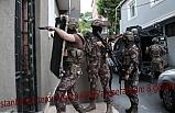 Terör örgütü DEAŞ'a operasyon