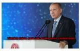 Cumhurbaşkanı Erdoğan: Yapay zekada strateji çalışmamızı paylaşacağız