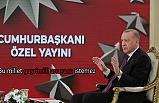 Cumhurbaşkanı Erdoğan: CHP ve İYİ Parti'nin yapacağı anayasası yerli ve milli olmaz