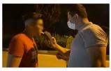 Uzun uğraşlar sonucu alkolmetreye üfleyen sürücü alkollü çıktı, cezayı yedi
