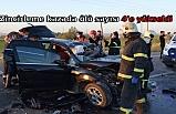 Zincirleme kazada ölü sayısı 4'e yükseldi