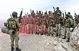 Isparta'daki yangına Dağ Komando Okulu Komutanlığı müdahale edecek