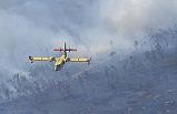 Yunanistan'daki orman yangınlarına İspanya'dan destek