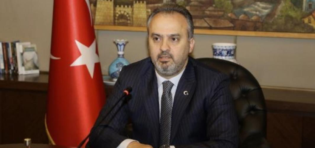 Bursa Büyükşehir Belediye Başkanı Aktaş: Bu yaz su sorunu olmayacak
