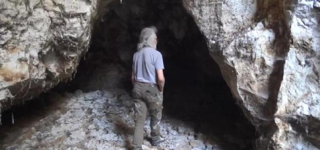 Sırrı çözülemeyen 'Katırcı İni' mağarası turizme kazandırılmayı bekliyor!