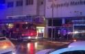 Bursa'da AVM'de yangın