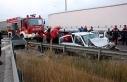 Çanakkale'de yolcu otobüsü devrildi: Yaralılar...