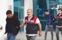 Bursa'da camide önce dua edip sonra hırsızlık...