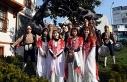 Bursa'da Güney Koreli gençlere sertifika