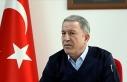 Milli Savunma Bakanı Akar: 309 rejim askeri etkisiz...