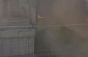 Bakırköy Marmaray Durağı yakınında yangın,...