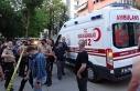 Bursa'da, sokak ortasında silahlı kavga: 2'si...