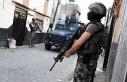 Diyarbakır'da terör operasyonu: 5 gözaltı