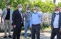 Efeler Belediye Başkanı Atay, belediyeye ait atıl...