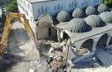 Havadan fotoğraflar // Silivri depreminde minaresi...