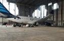 Libya Ordusu, Hafter işgalindeki Trablus Havalimanı'nda...