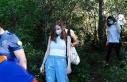 Ormanda yollarını kaybeden 3 genç kızın imdadına...