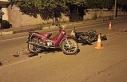 Osmaniye'de motosikletler çarpıştı: 3 yaralı