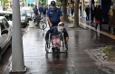 Sakarya'da engelli vatandaşa polis ekipleri yardım...