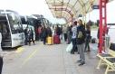 Seyahat kısıtlaması kalktı, vatandaş terminale...