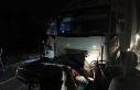 Ankara'da TIR, otomobile çarptı: 2 ölü, 1...
