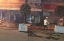 Bağcılar'da çok sayıda işyerinde yangın