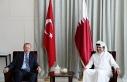 Bakan Albayrak: Katar ziyaretinde verimli görüşmeler...