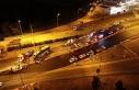 Bursa'da yolcu otobüsü devrildi: 1 ölü, 16...