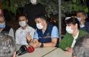 Çanakkale'de orman yangını (5)
