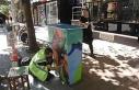 Eskişehir'de elektrik panoları resimlerle renkleniyor