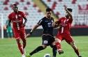 Fraport TAV Antalyaspor - Aytemiz Alanyaspor: 1-0