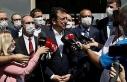 İBB Başkanı Ekrem İmamoğlu Kanal İstanbul projesi...