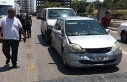 Kırıkkale'de üç aracın karıştığı kazada...