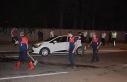 Osmaniye'de trafik kazası:1 yaralı
