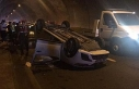 Rize'de zincirleme trafik kazası: 1'i polis 6...