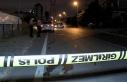 Ümraniye'de yolda yürüyen kişi silahlı saldırıda...