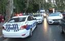 Beşiktaş'ta kontrolü kaybeden motosiklet yayalara...