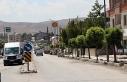 Hacıbekir caddesinde yenileme çalışmaları devam...
