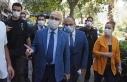 İzmir'de protokolün katılımıyla koronavirüs...