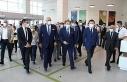 Kazakistan Başbakan Yardımcısı, şehir hastanesi...